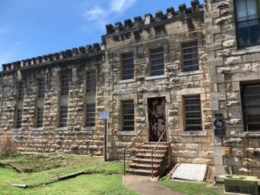 Old Williamson County Jail